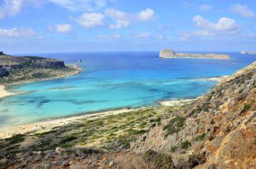 Natur, Strand und Bergwelt auf Westkreta