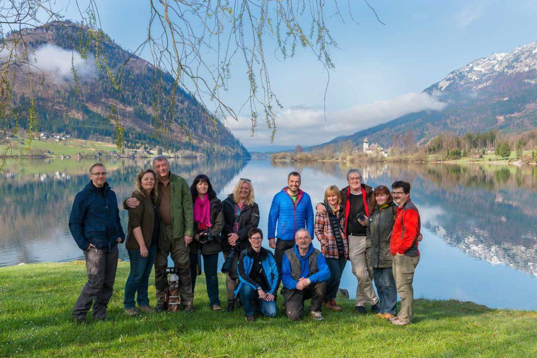 Der VTNÖ – Verein für Tier- und Naturfotografie