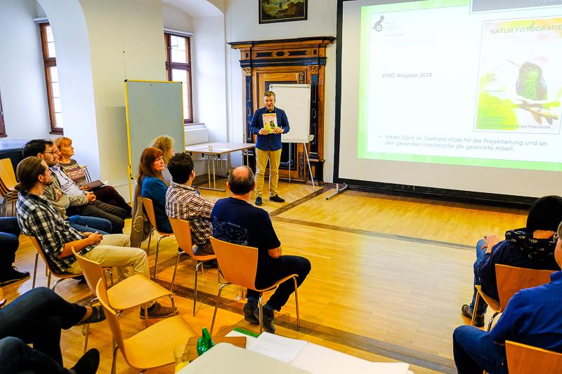 VTNÖ Generalversammlung – Wochenende in Oberösterreich