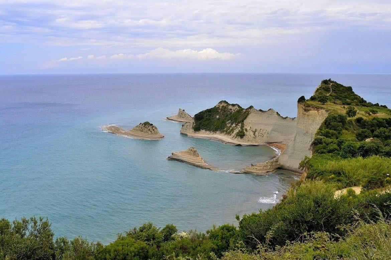Korfu im Sommer