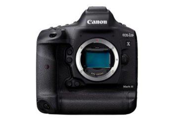 Canon stellt die EOS-1D X Mark III vor