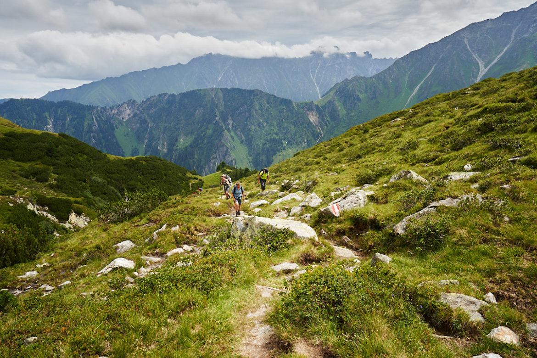 Regionaltreffen NP Hohe Tauern/Wildnisgebiet Sulzbachtäler, 21.-23. August 2020