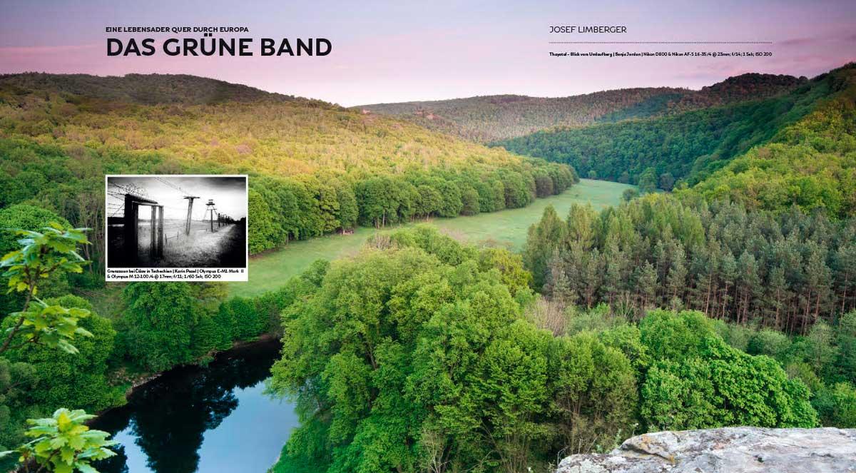 VTNÖ Magazin 2020 - das grüne Band